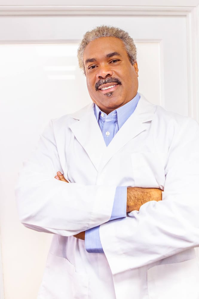 Meet Dr Vinson DiSanto